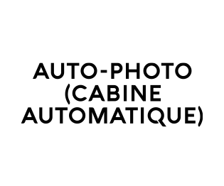 Auto-Photo (cabine automatique)